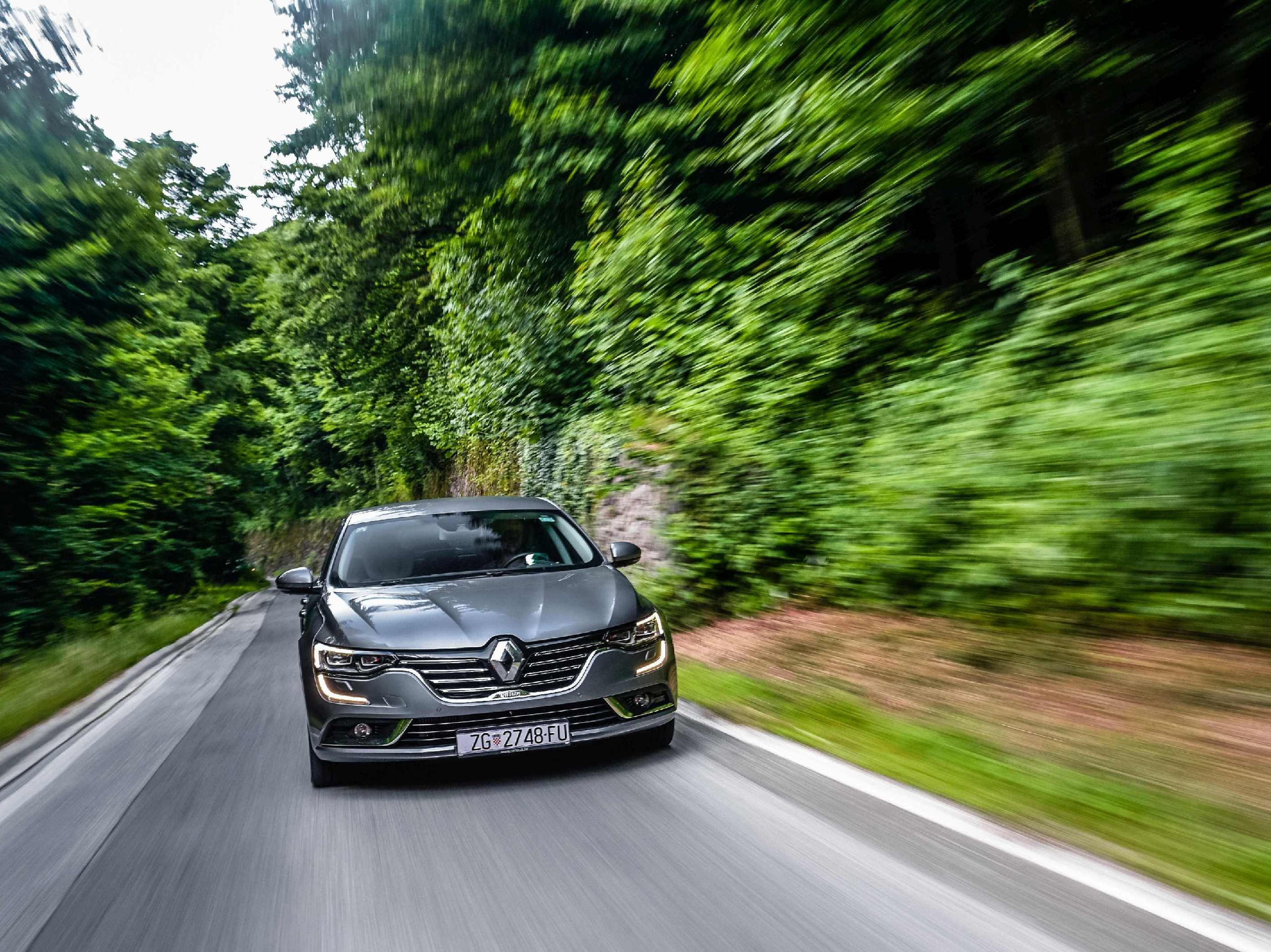 Image for Test Renault Talisman 1.6 dCi Initiale Paris