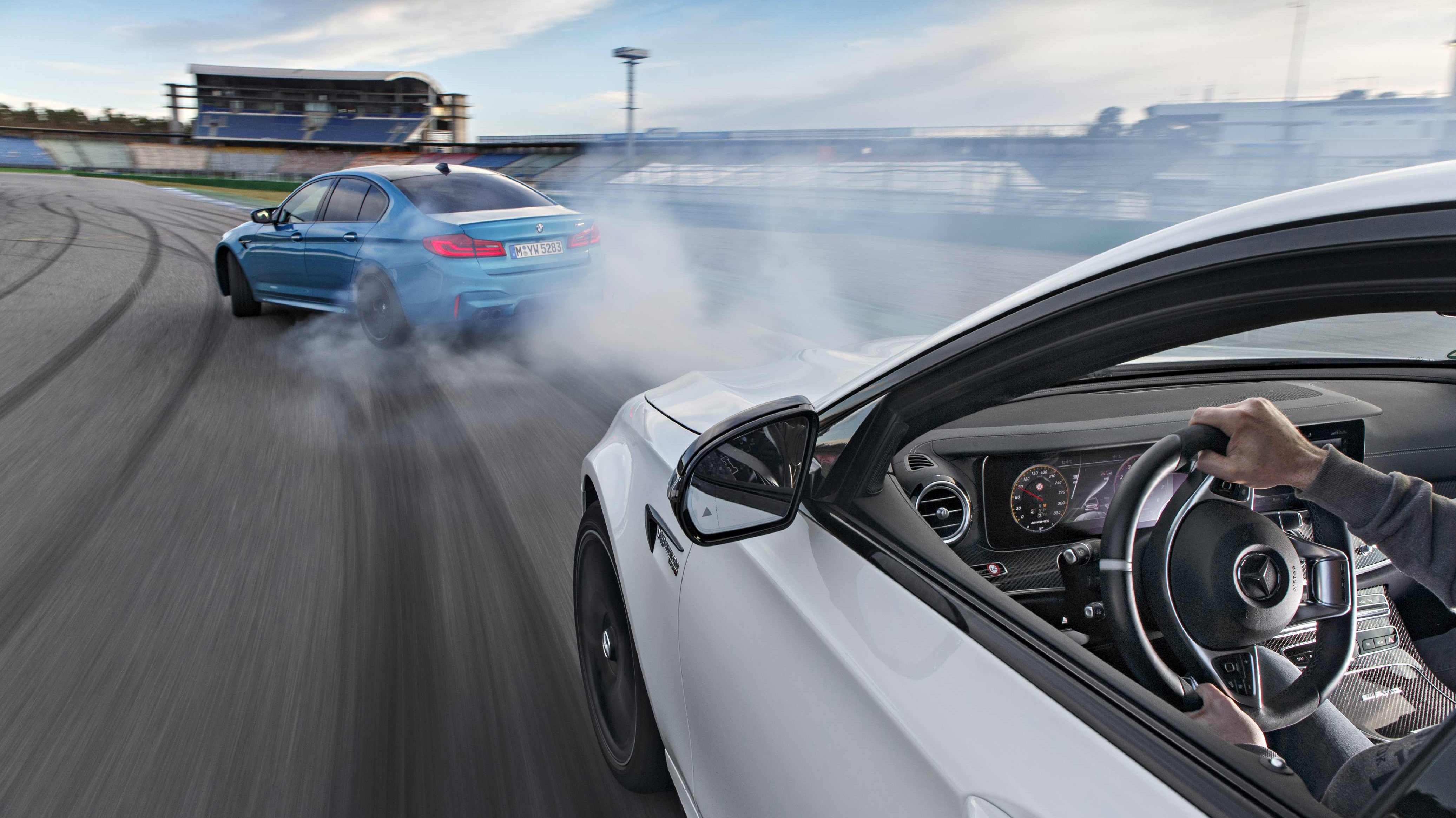 Image forUsporedni test BMW M5 vs. Mercedes-AMG E 63 S 4MATIC+
