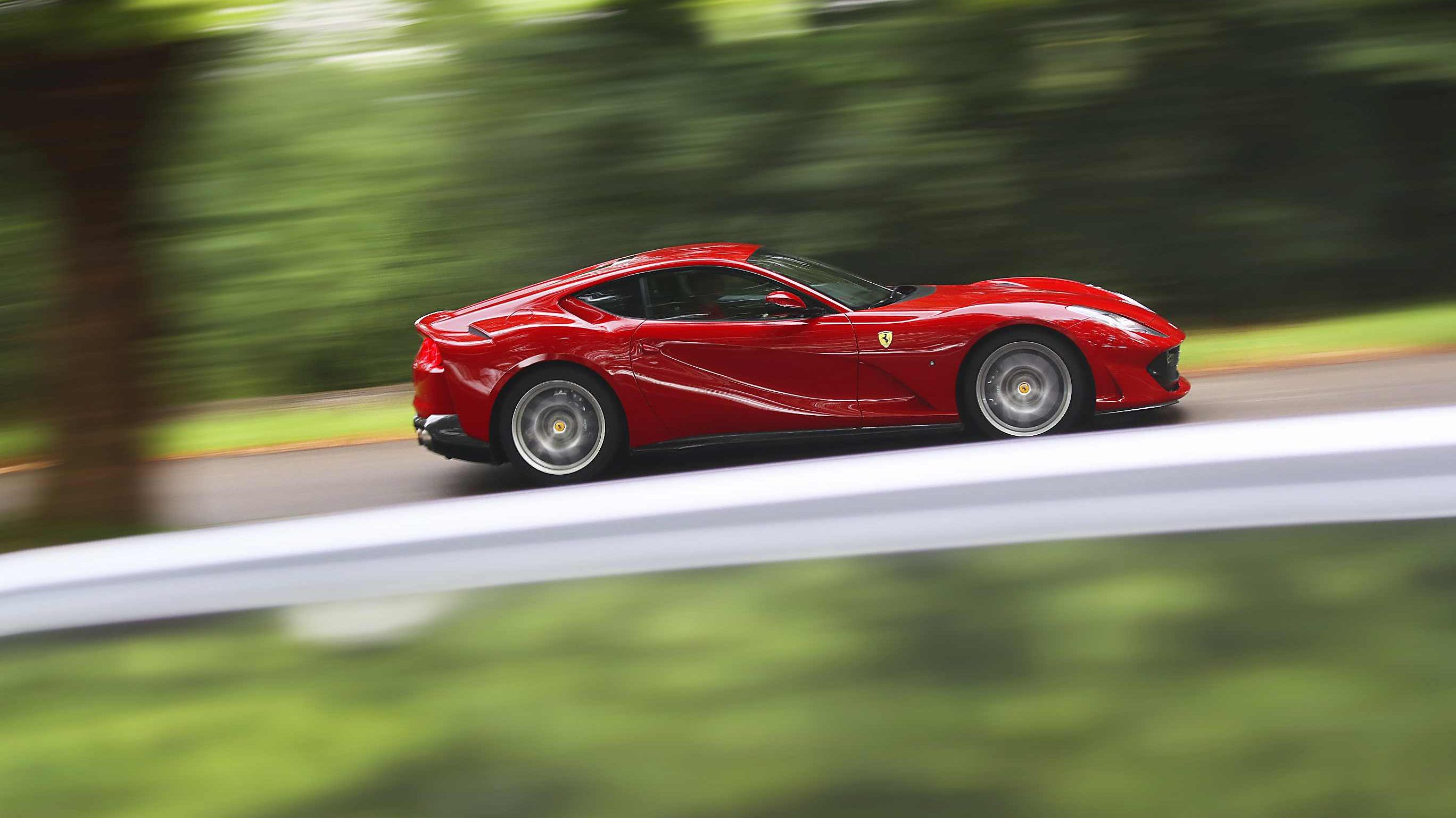 Image for Test Ferrari 812 Superfast