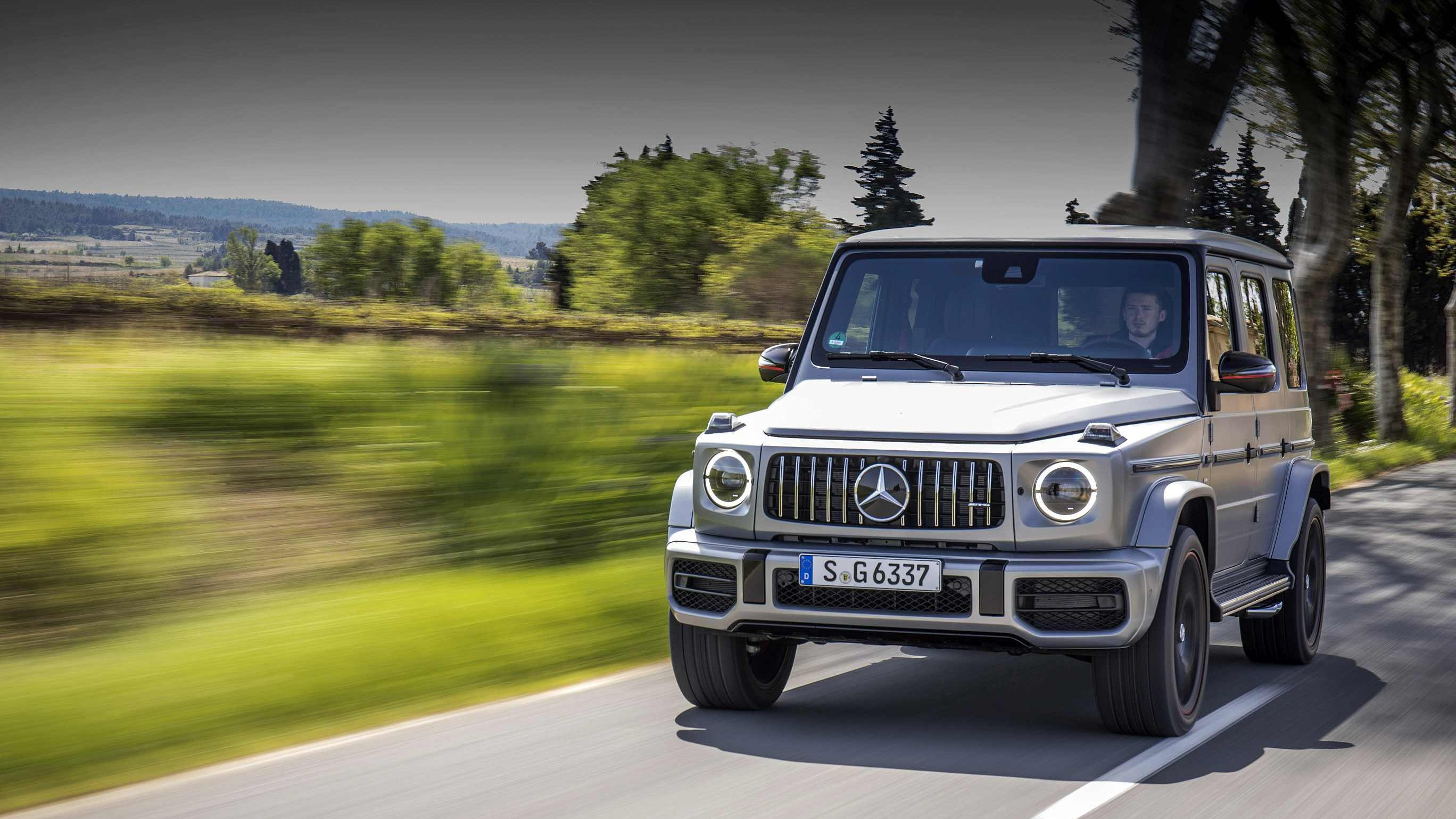 Image for Vozili smo Mercedes G-klase