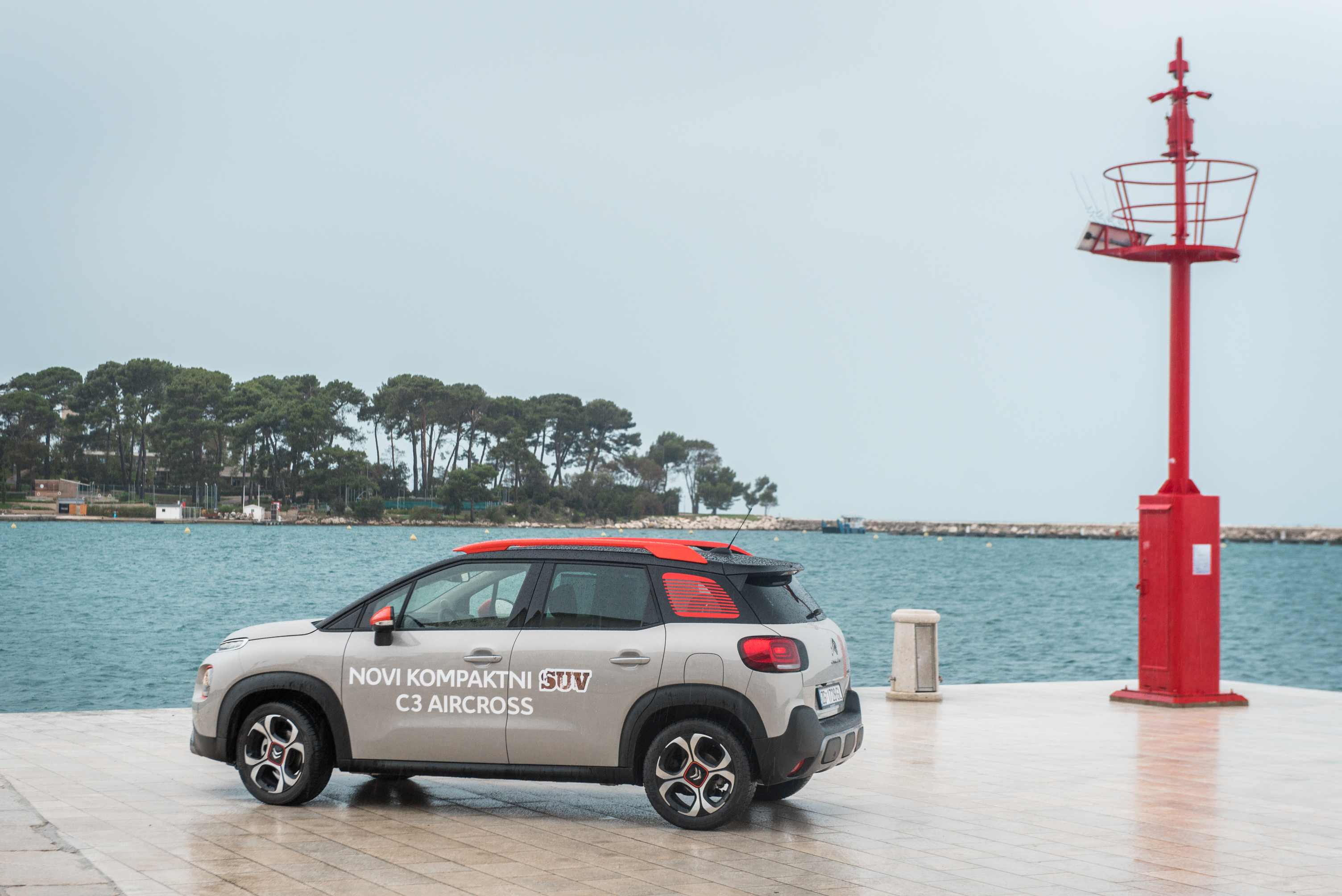 Image for Test Citroën C3 Aircross Shine BlueHDi 120 S&S BVM6