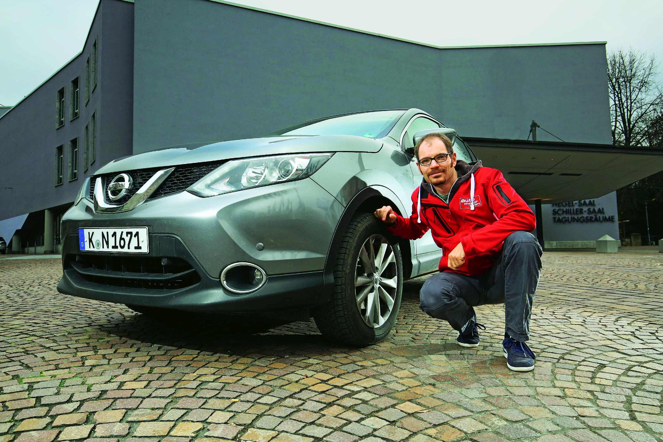 Image for Maraton test 100.000 km Nissan Qashqai