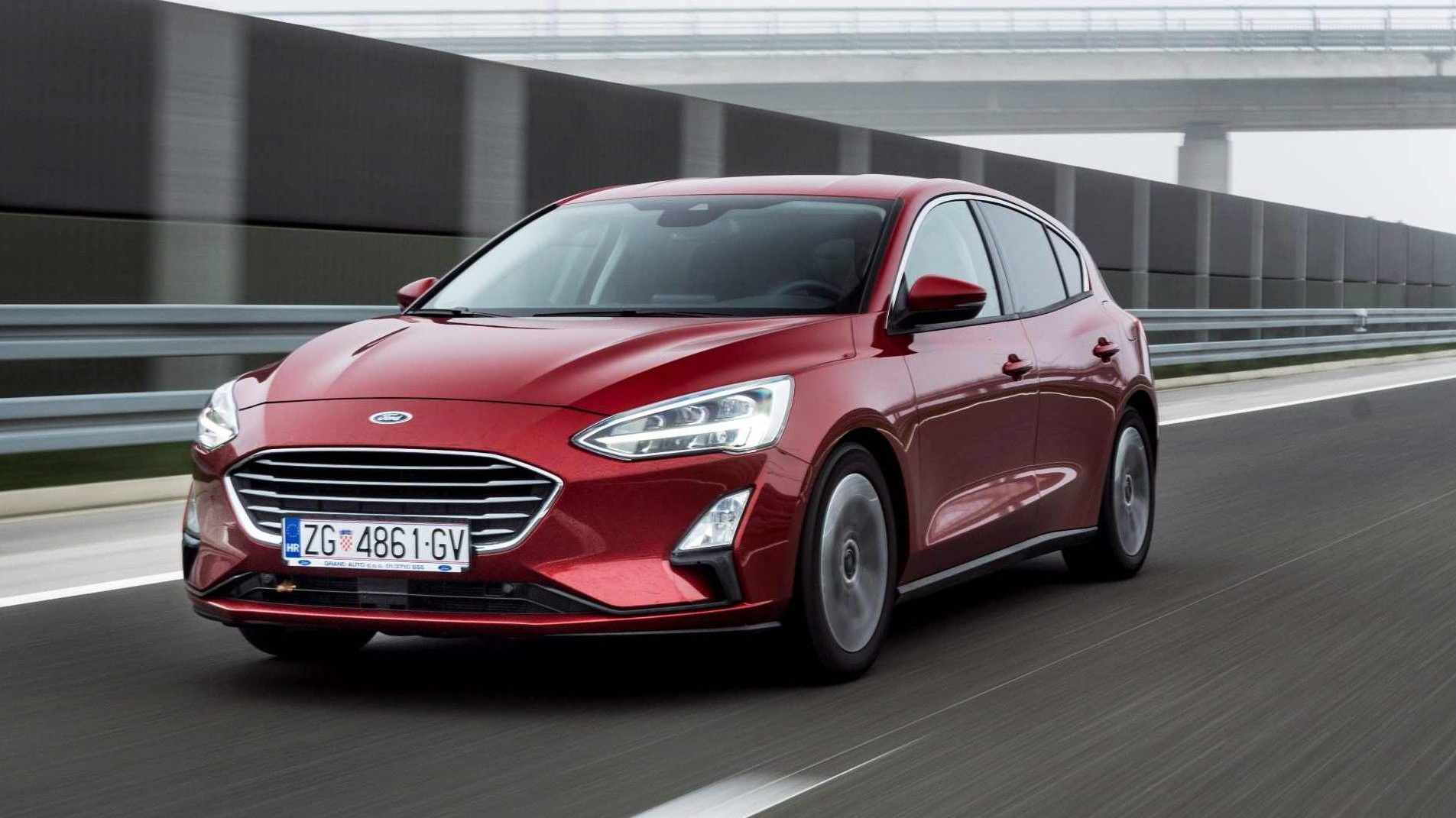 Image forPrvi test Ford Focus 1.5 TDCI 120 Business AT8