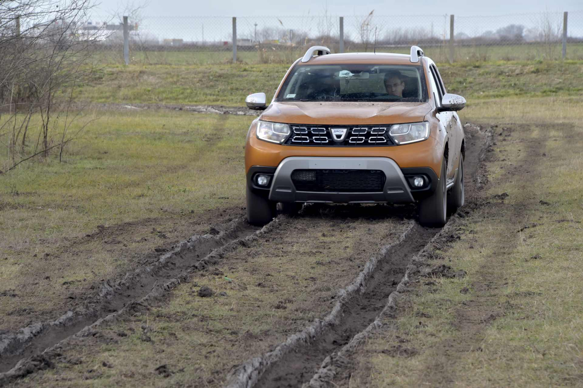 Image for 24h Dacia Duster on-off road