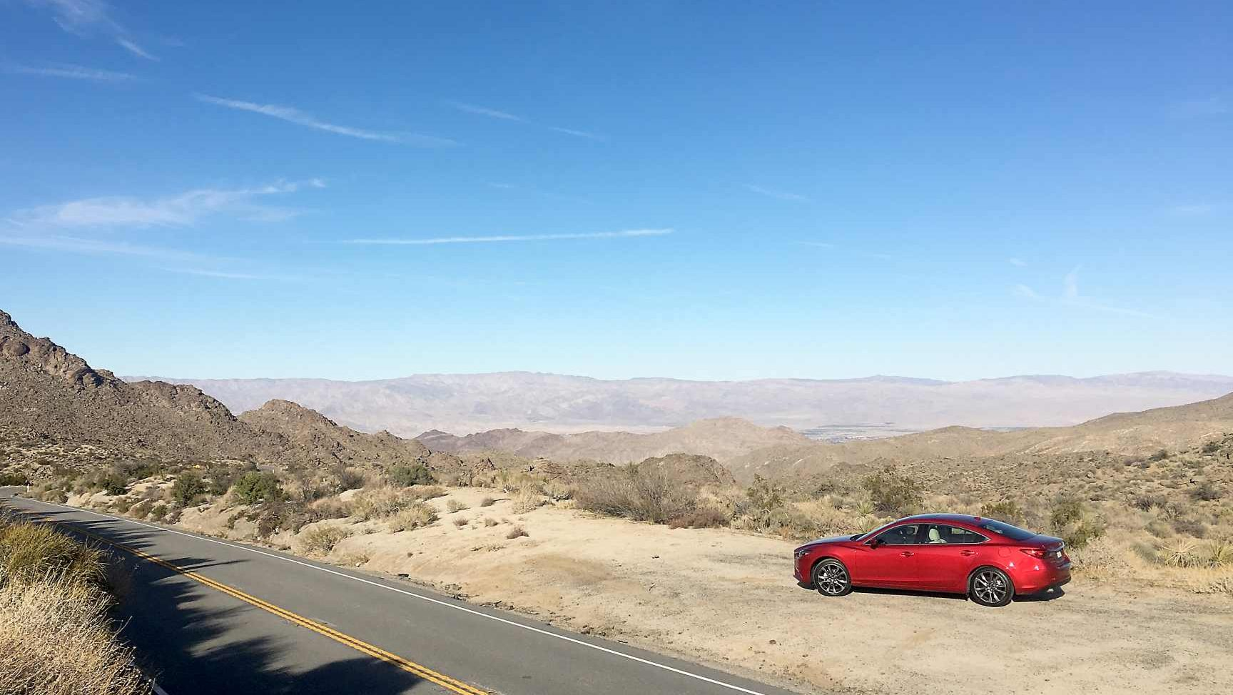 Image for Ortega Highway i Joshua Tree