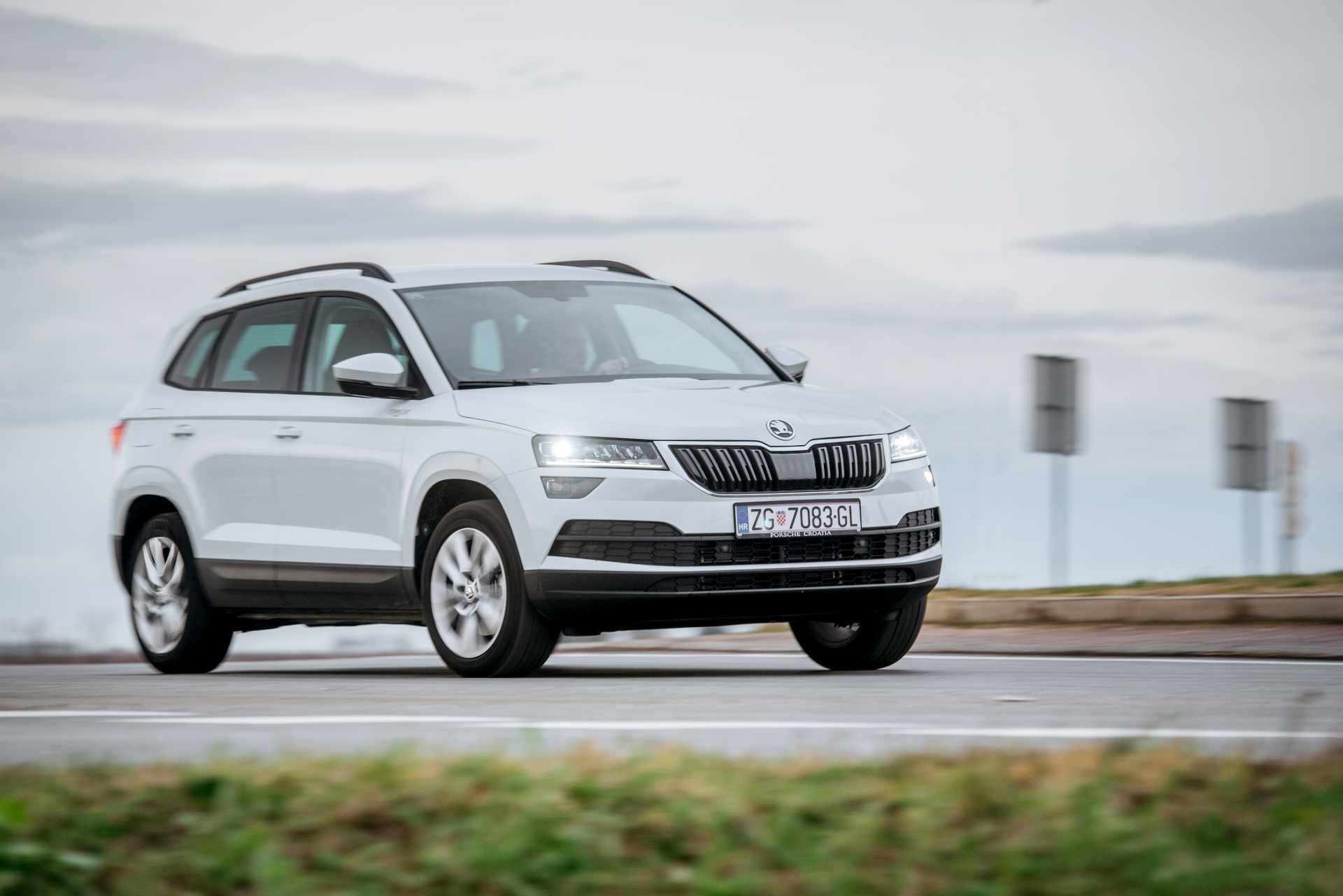 Image for Test Škoda Karoq Ambition 1.6 TDI