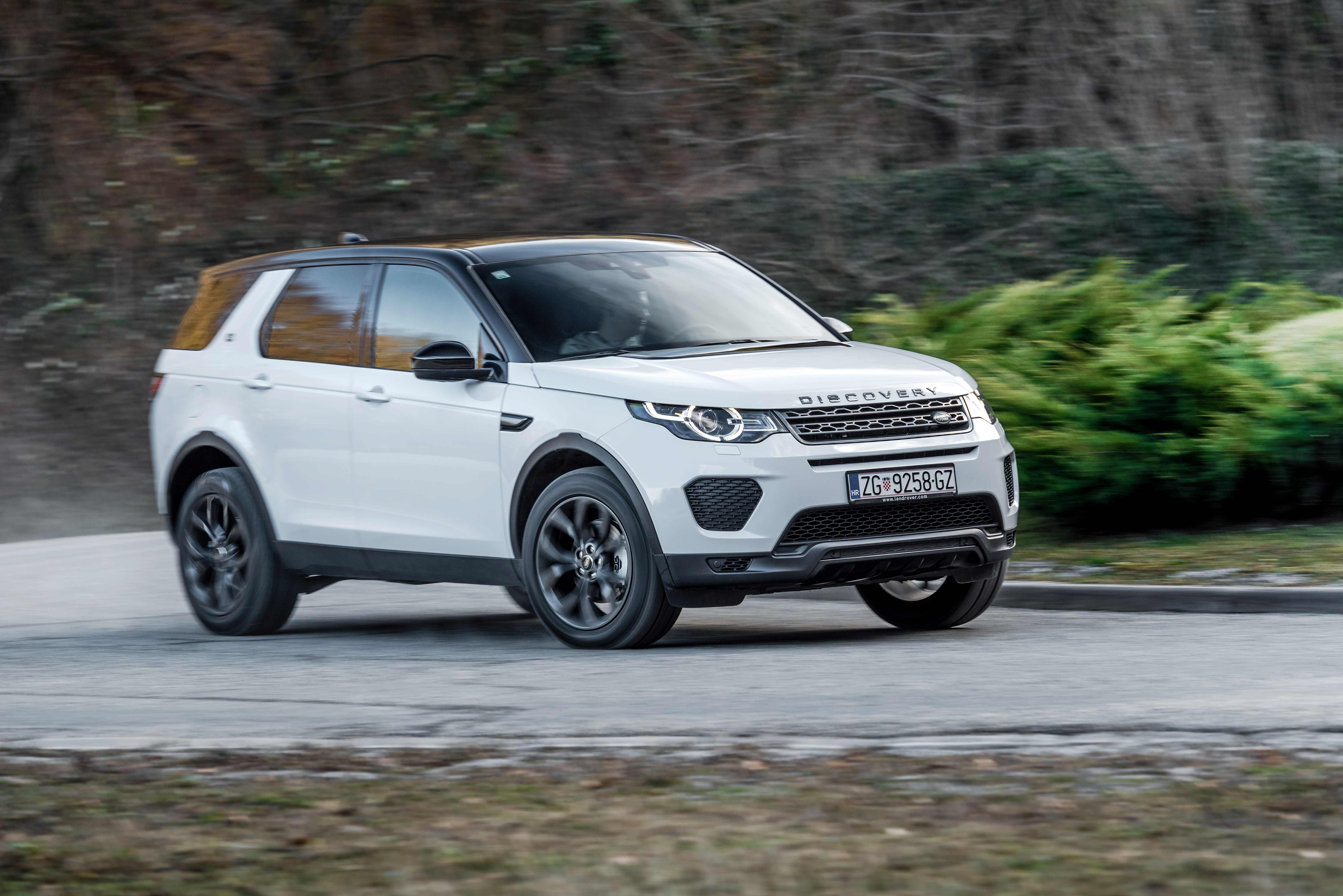 Image for Test Land Rover Discovery Sport SE TD4
