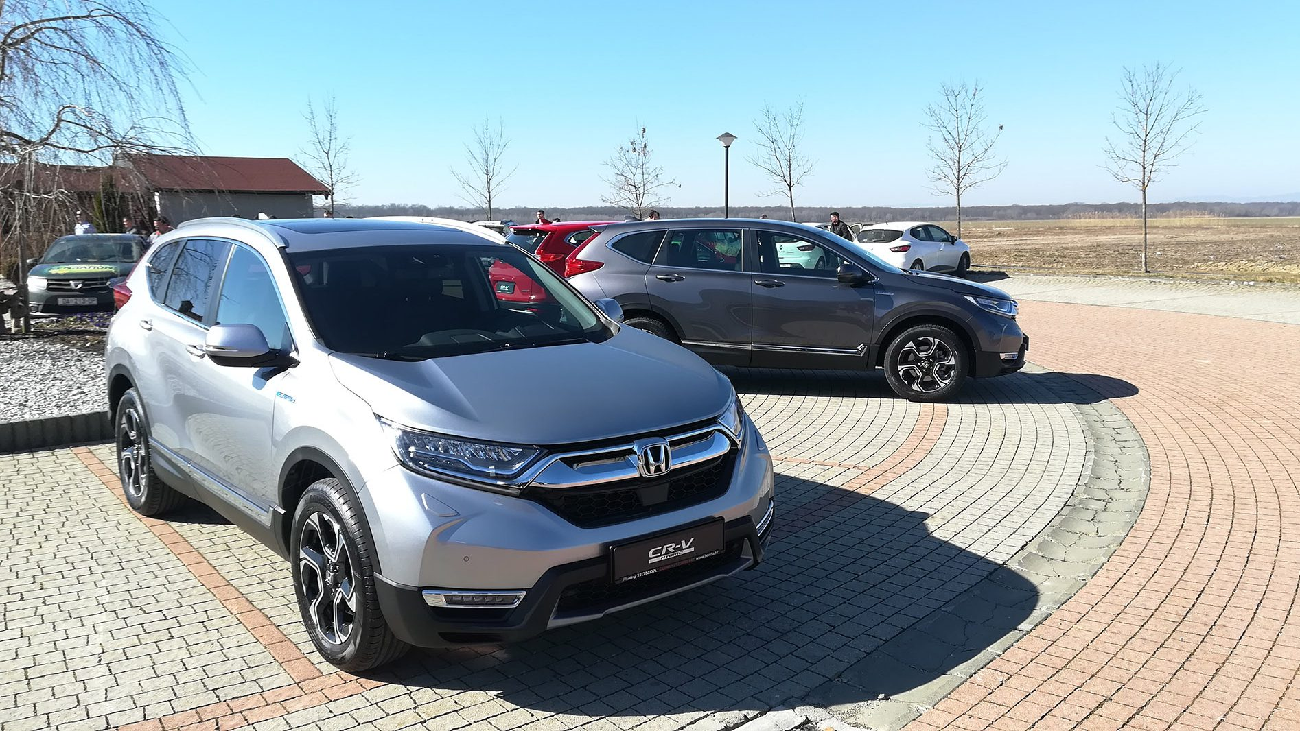 Image for Honda CR-V dobila hibrid, a HR-V turbobenzinca
