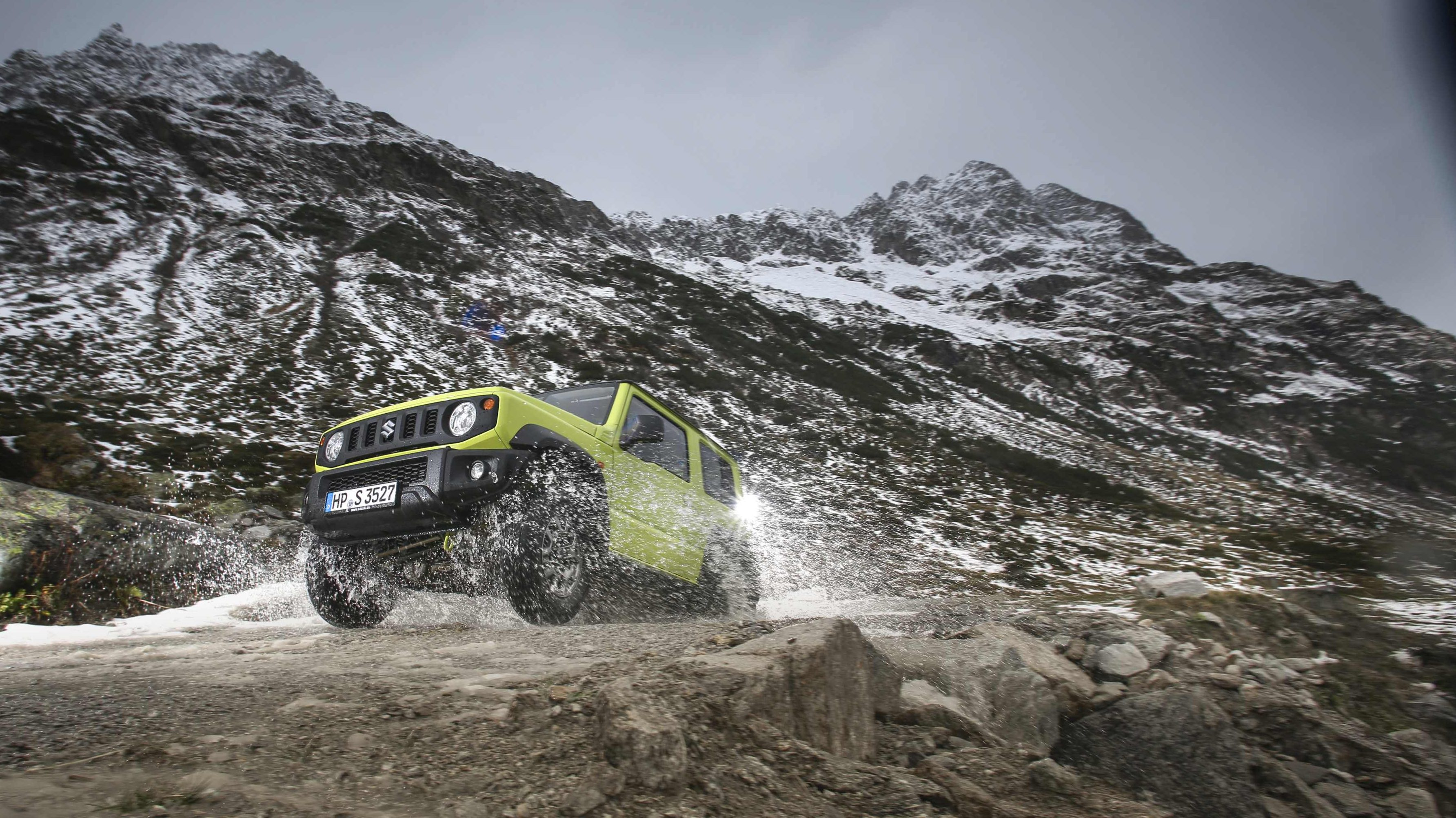 Image for Test Suzuki Jimny 1.5 AllGrip