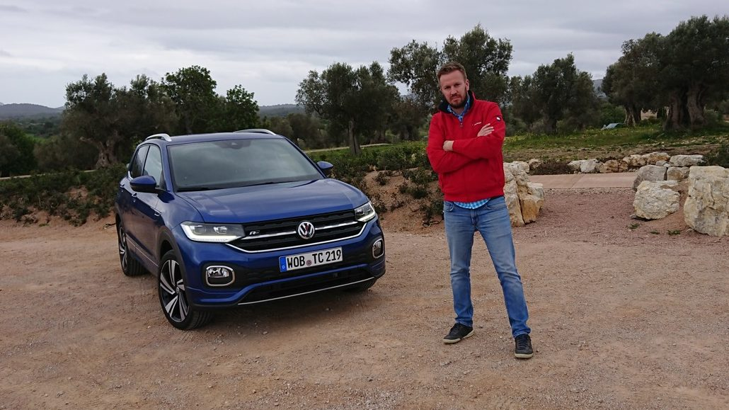 Image for Vozili smo VW T-Cross