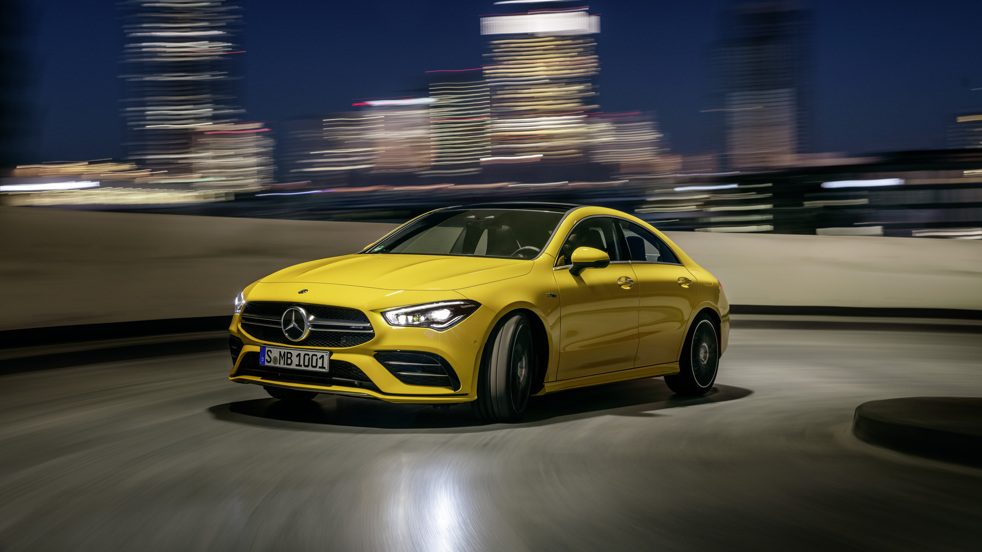 Image forMercedes-AMG CLA 35 4MATIC