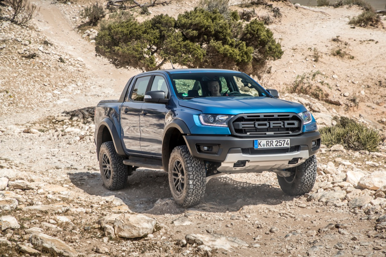 Image for Ford Raptor spaja relijaški DNA i radni karakter + VIDEO