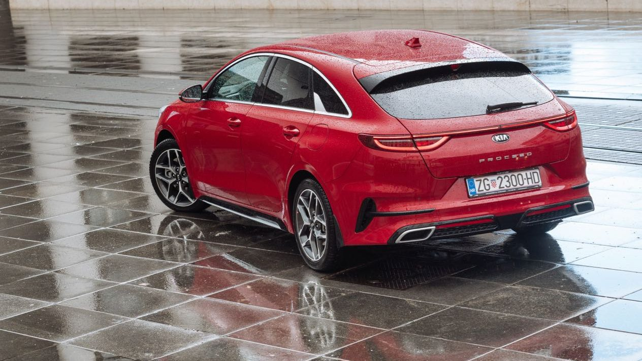 Image for TEST Kia Proceed 1.6 CRDi GT-line