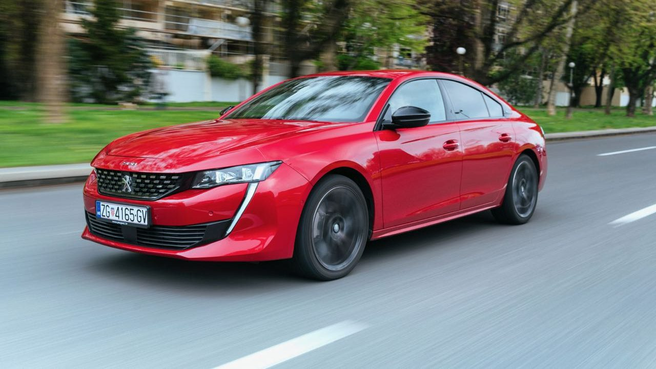 Image for Test Peugeot 508 PureTech 225 EAT8 GT