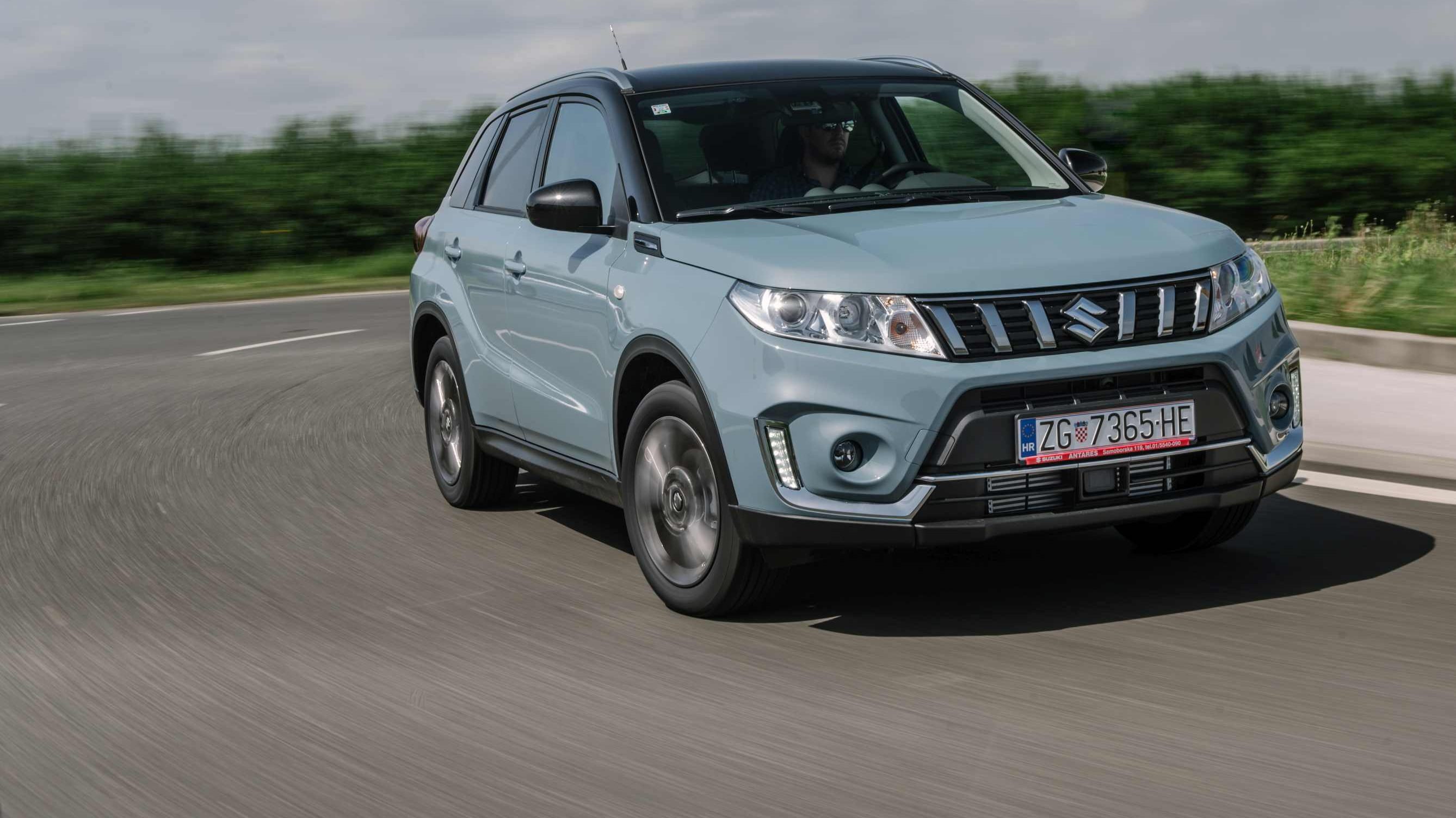 Image for Test Suzuki Vitara 1,0 4WD Premium