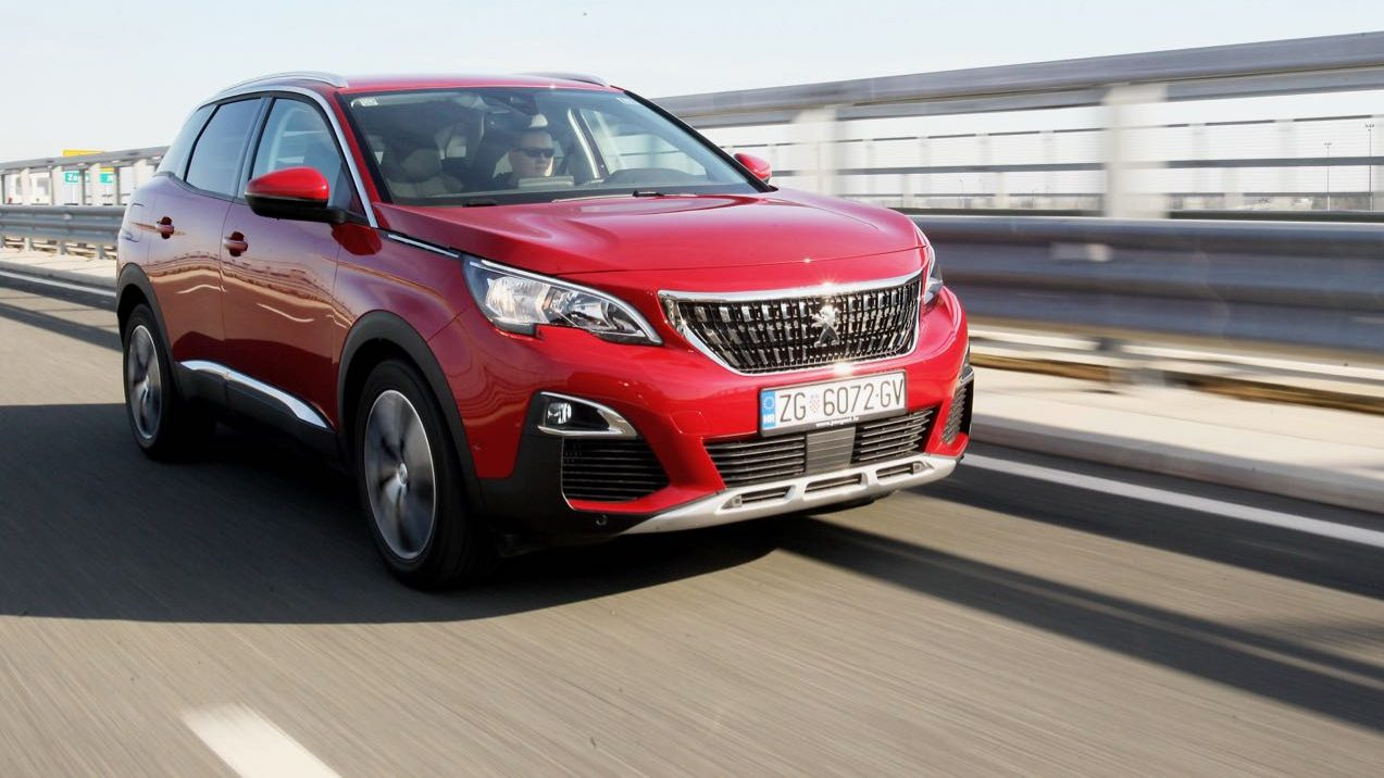 Image for Test	Peugeot 3008 1.2 PureTech Allure