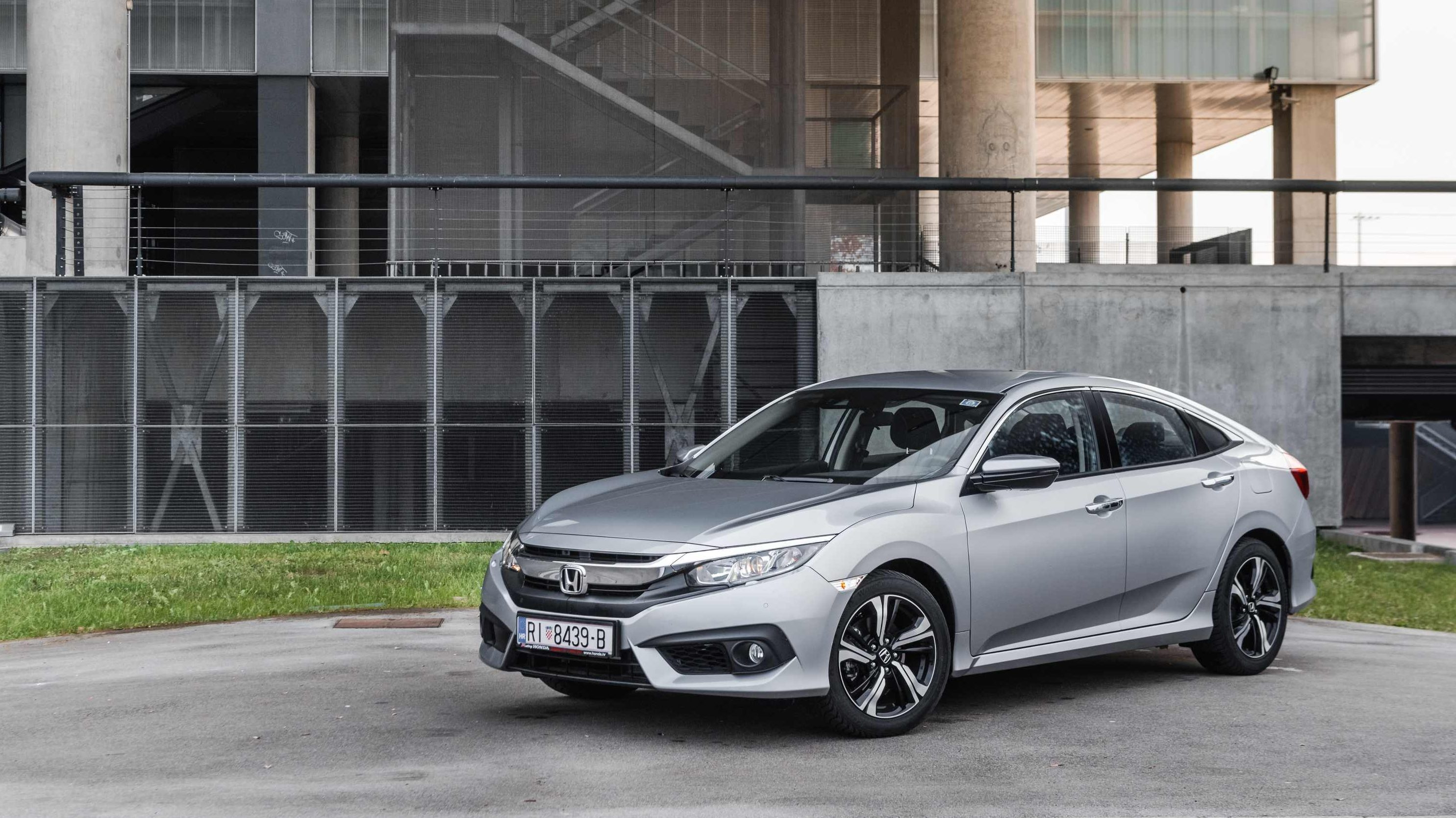 Image for Test Honda Civic 1.6 i-DTEC Elegance Navi