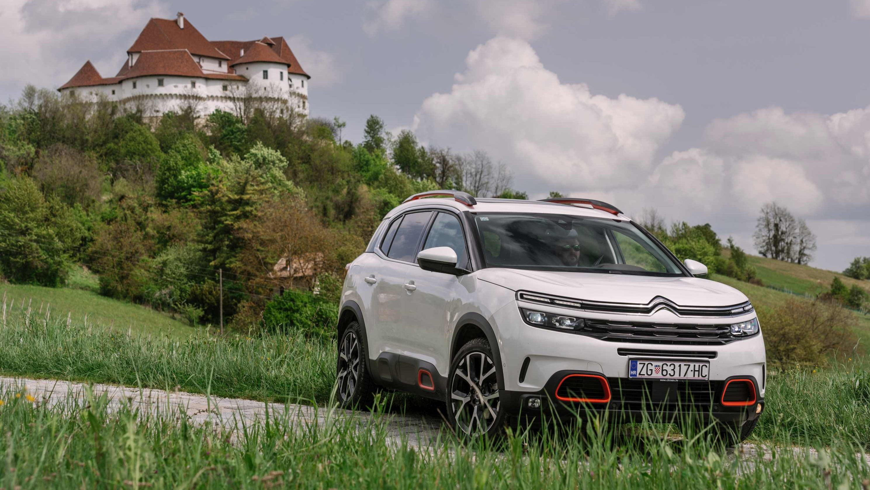 Image forTest: Citroën C5 Aircross Shine BlueHDi 180 S&S EAT8