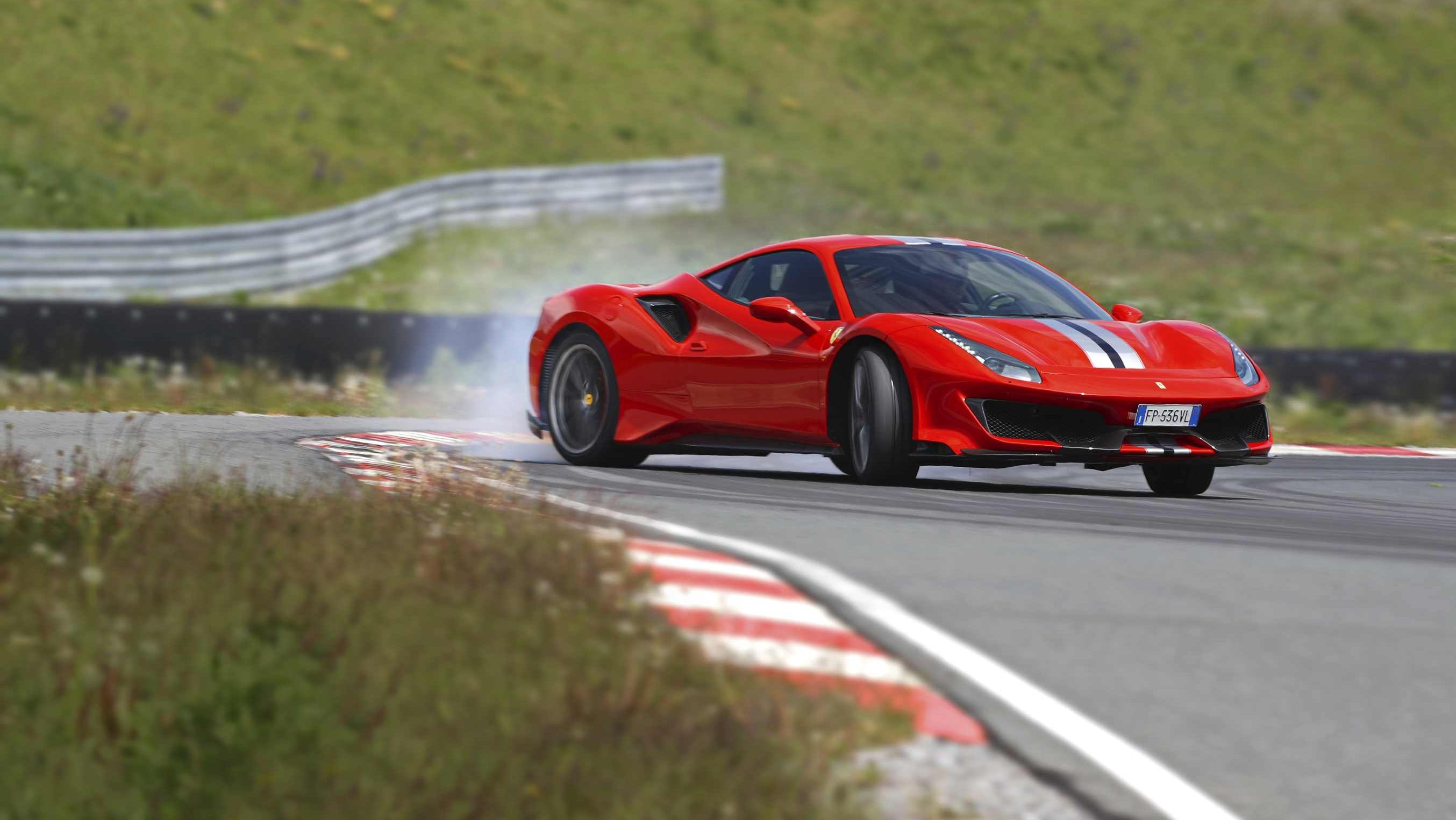 Image for Veliki test Ferrari 488 Pista