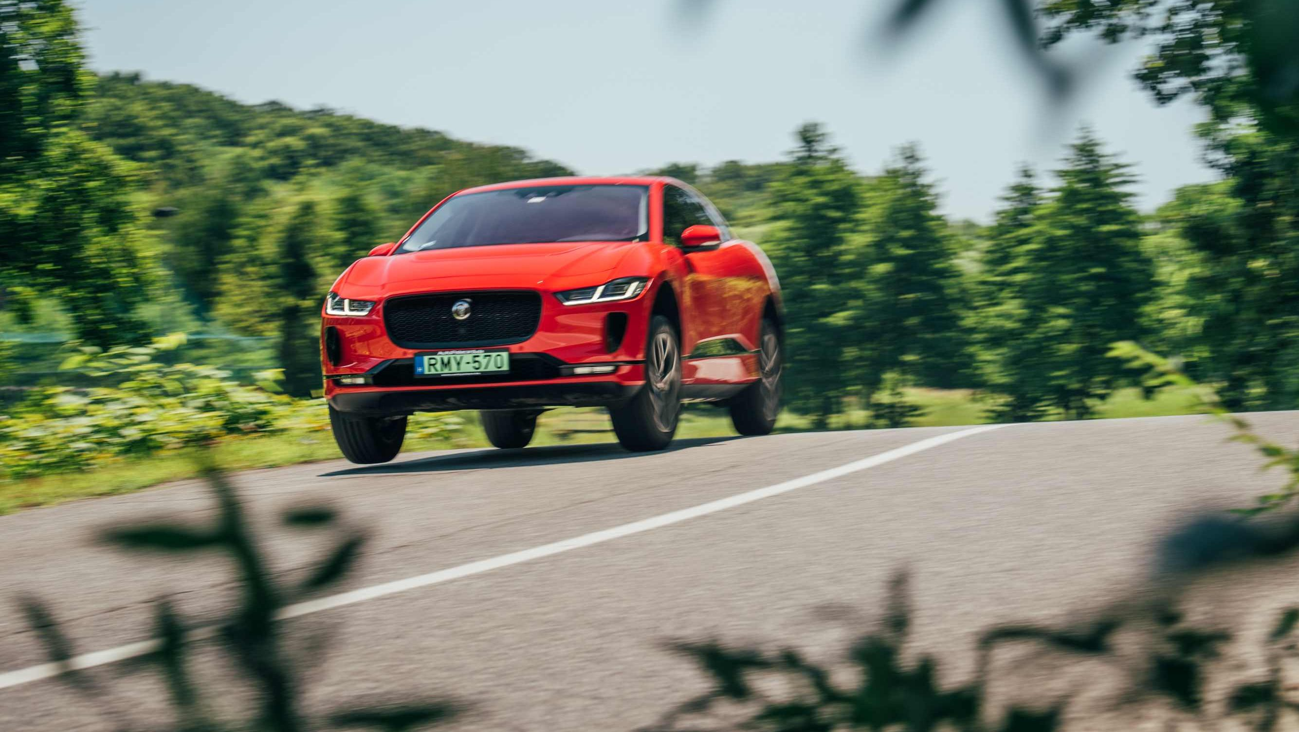 Image for Test Jaguar I-Pace HSE – prvi skok!