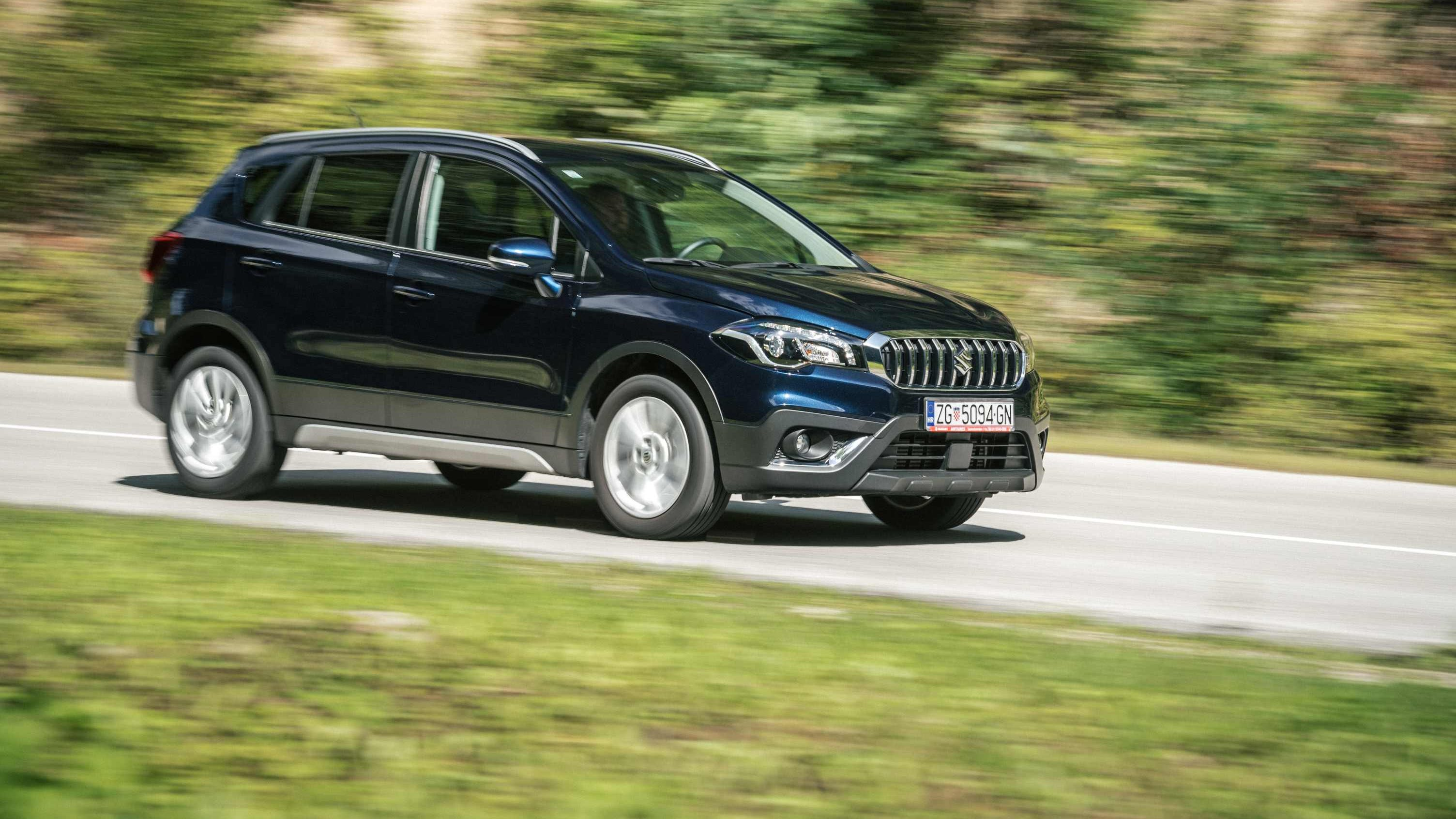 Image for Test: Suzuki S-Cross 1.4 T Premium GL+