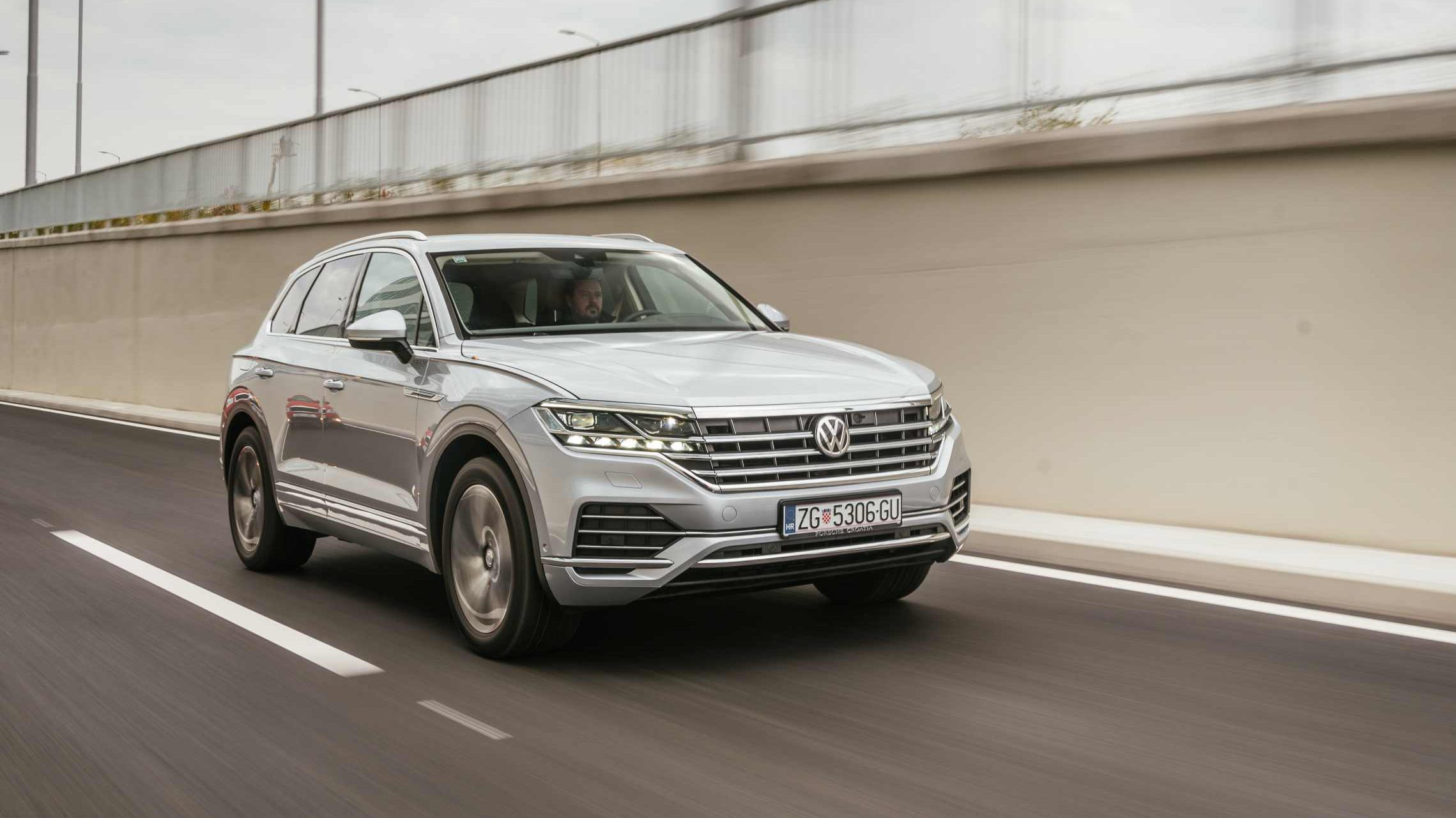 Image for Test Volkswagen Touareg TDI Atmosphere