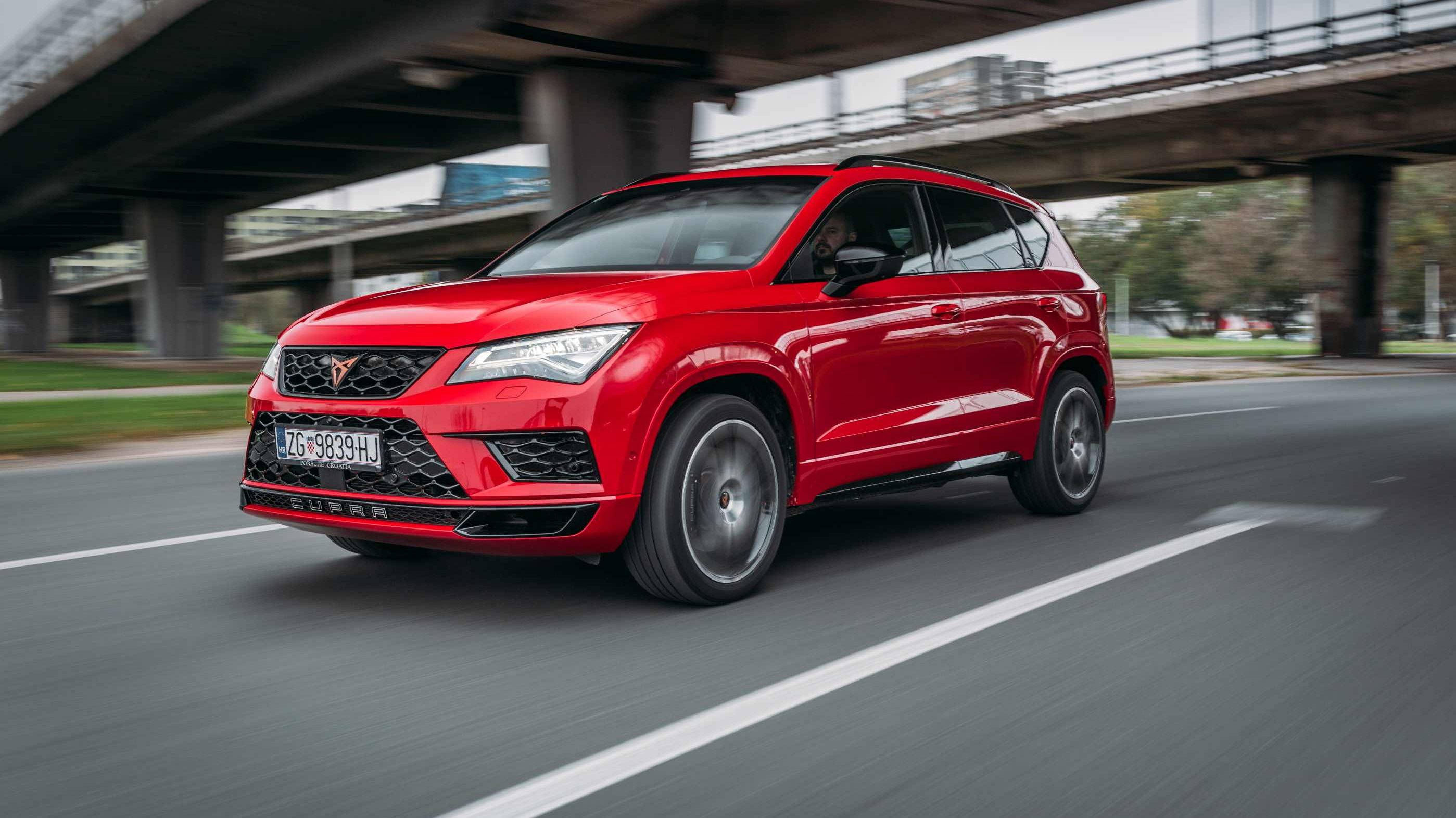 Image for Test Cupra Ateca 2,0 TSI DSG 4Drive