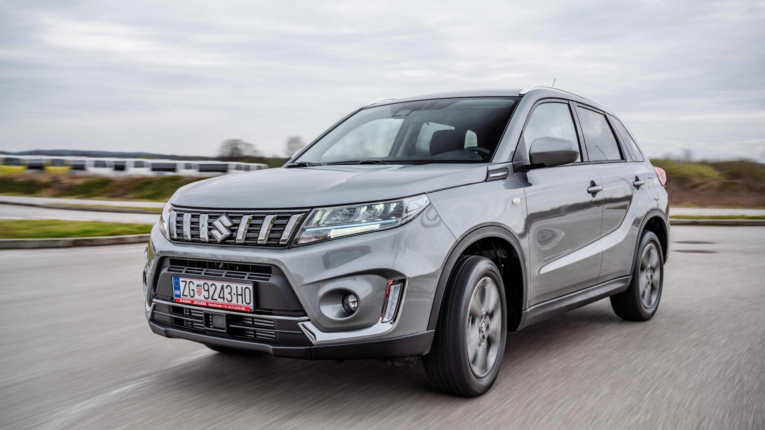 Image for Test Suzuki Vitara 1.4 Hybrid 48V