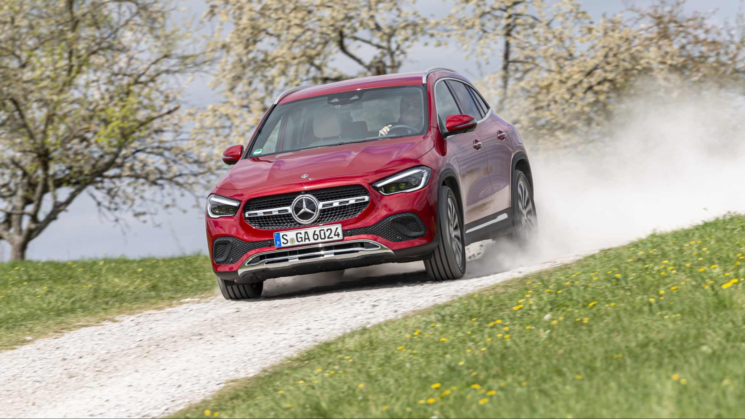 Image for Prvi test Mercedes GLA 220d 4matic